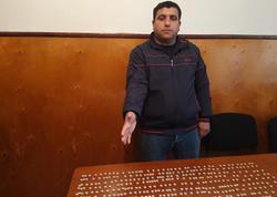 İrandan qaçaqmal yolu ilə gətirilmiş narkotik tərkibli həblər aşkarlandı