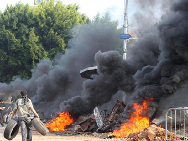 Tripolidə iğtişaşlarda 40 nəfər yaralanıb