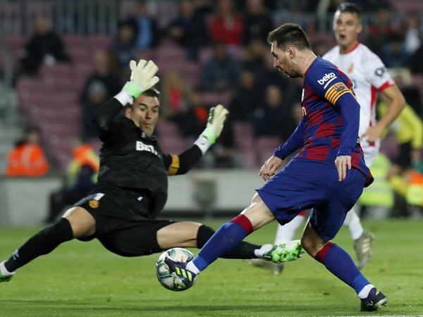 Messi 8 ildən sonra heyətdən kənarda qaldı