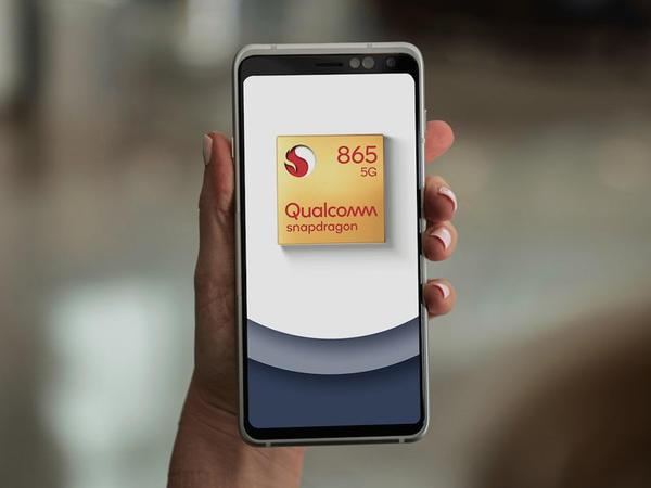 Snapdragon 865 prosessorlu ilk smartfon test edildi