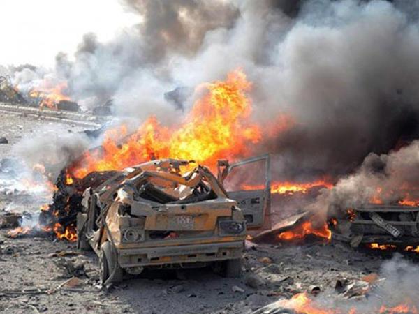 """NATO-nun avtomobil karvanı yaxınlığında partlayış: <span class=""""color_red"""">insident nəticəsində...</span>"""
