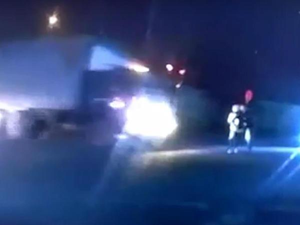 Bakıda şagirdləri vuran yük maşınının sürücüsü saxlanıldı