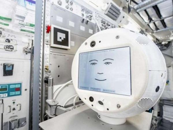Bu robot astronavtların hisslərini aşkarlayacaq