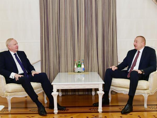 """Prezident İlham Əliyev: """"Azərbaycanın bugünkü sürətli inkişafı bizim enerji sektorundan əldə etdiyimiz gəlirlər olmadan mümkün olmazdı"""""""