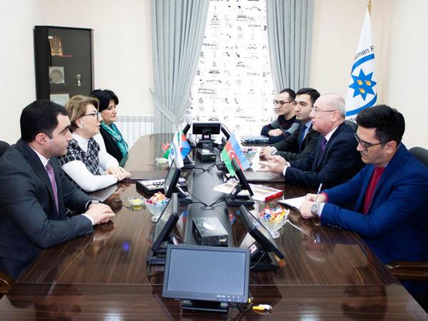 İnsan Haqları İnstitutu ilə MPK arasında anlaşma memorandumu