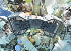 "NASA kosmosda ""robot otel"" qurur - <span class=""color_red"">İlginc plan</span>"