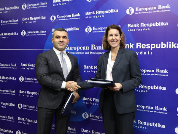 """Daha bir beynəlxalq maliyyə təşkilatı """"Bank Respublika""""nı seçdi"""
