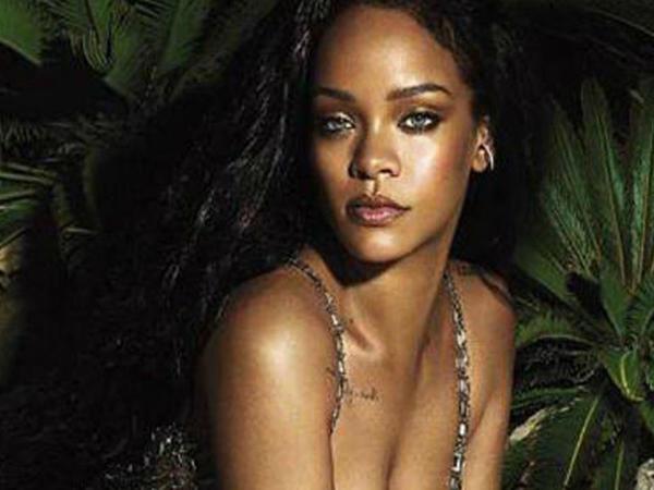 """Rihanna Milad bayramını belə qeyd etdi - <span class=""""color_red"""">VİDEO</span>"""