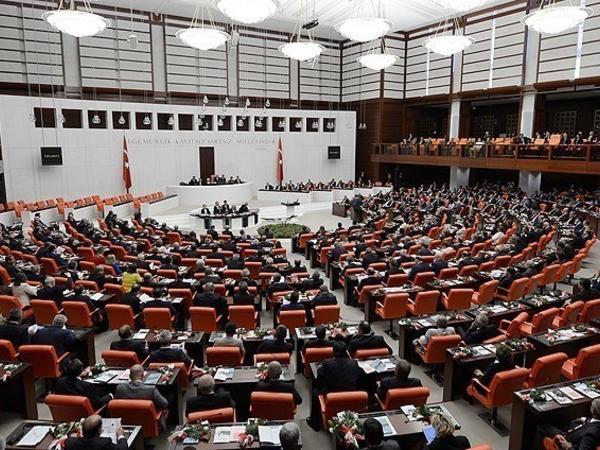 """Türkiyə parlamenti ABŞ Senatının qondarma """"erməni soyqırımı"""" barədə qətnaməsini qınayıb"""
