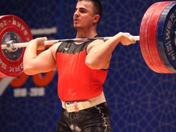 Tarmenxan Babayev Avropa birinciliyində bürünc medal qazanıb - FOTO