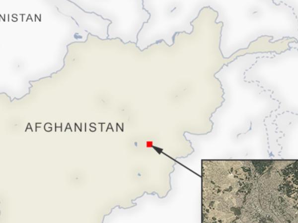 Əfqanıstanda hücum: 25 təhlükəsizlik işçisi öldürülüb