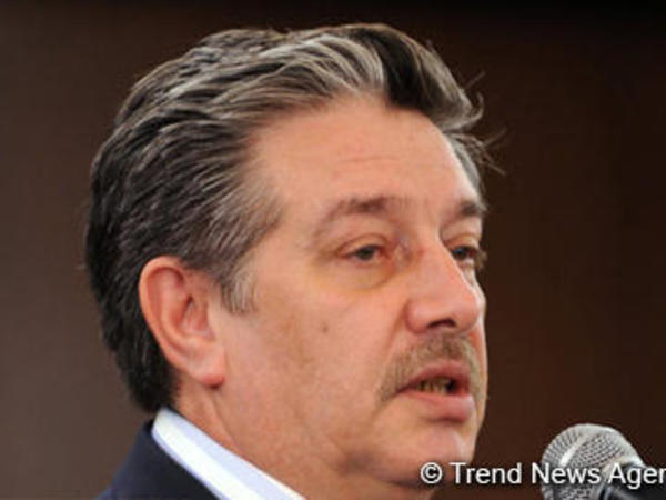 Mixail Zabelin Azərbaycan Rus İcmasının sədri seçilib