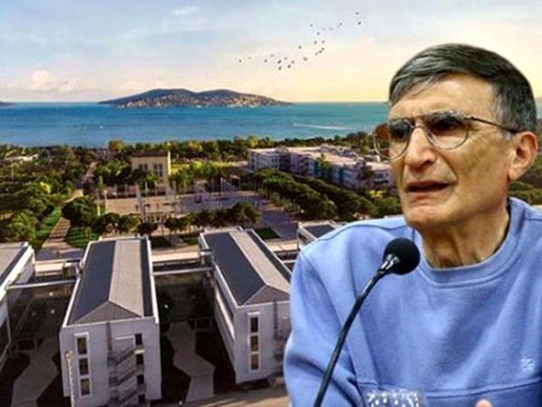 Aziz Sancar istefa verdi -
