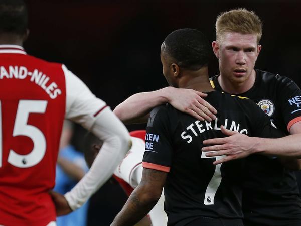 """MS - """"Arsenal"""" oyununda 3 qol, MY xal itirdi"""