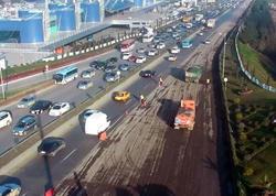 DİQQƏT! Paytaxtın giriş yolunda təmir-bərpa işlərinə başlanılır