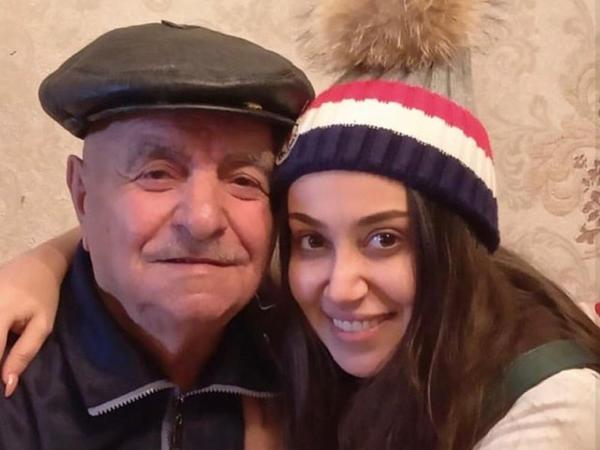 Damlanın 83 yaşlı babası