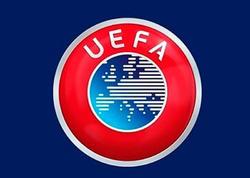 UEFA 4 klubumuza pul ayırdı