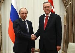 Putin və Ərdoğan arasında telefon danışığı aparılıb