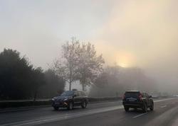 Bakıdakı qatı dumanın səbəbləri açıqlandı