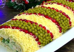 """Rulet salatının hazırlanması - Usta öz sirlərini açır - <span class=""""color_red"""">VİDEO</span>"""