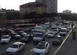 Bakıda daha bir ərazidə qanunsuz parklanmaya qarşı kameralar yerləşdirilib - FOTO
