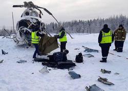 """Rusiyada helikopter sərt eniş etdi: <span class=""""color_red"""">16 yaralı</span>"""