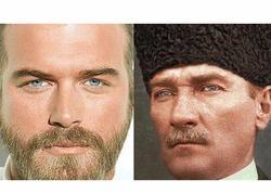 Kıvançdan Atatürkü canlandırması ilə bağlı açıqlama