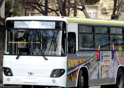 Yeni İl gecəsi Bakıda bu avtobuslar səhərə qədər işləyəcək