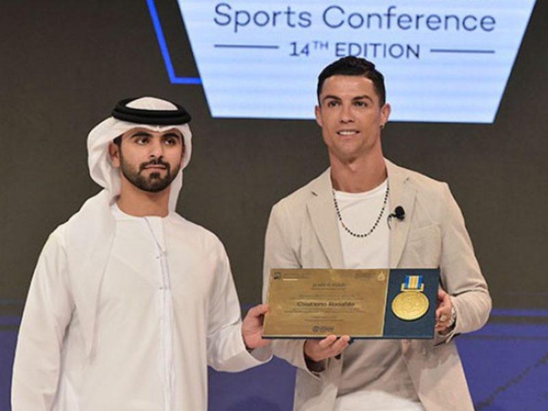 Ərəblər Ronaldonu birinci etdi