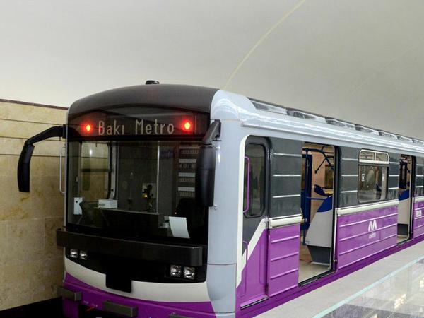 """Bakı metrosu avqustun 31-dək <span class=""""color_red"""">işləməyəcək</span>"""