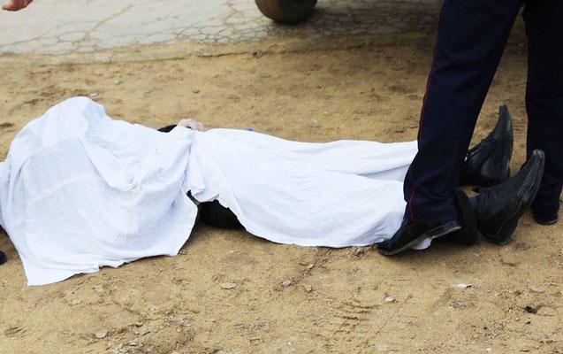 Oğlunu öldürən ata Bakıda təslim oldu - RƏSMİ