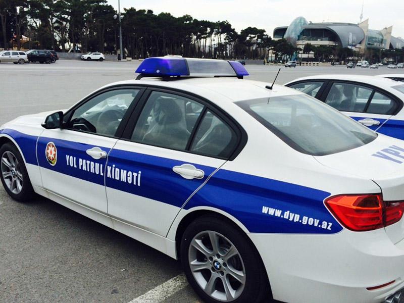 Yol polisi Avropa çempionatı ilə bağlı vətəndaşlara müraciət edib
