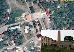 Şuşa və Ağdamdakı tarixi abidələrin peyk görüntüləri - FOTO