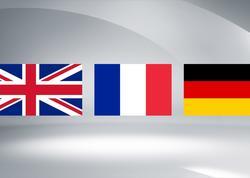 Fransa, Almaniya və Britaniya liderləri İranı BHFP üzrə dialoqa çağırıblar