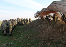 Ordumuzun Tabor komandirlərinin toplantısı keçirilir - FOTO