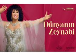 Zeynəb Xanlarova 12 il sonra konsert verəcək