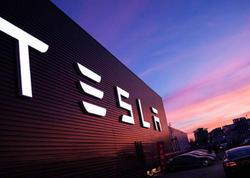 Tesla şirkətinin aksiyalarının qiyməti yüksəlir