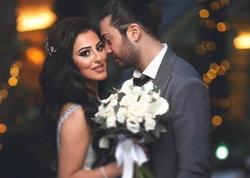 Nüşabə Ələsgərlinin qızının nişanlısı ilə yeni görüntüləri - FOTO