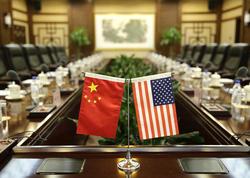 ABŞ və Çin ticarət sazişi üzrə birinci sənədlər paketini imzalayıblar
