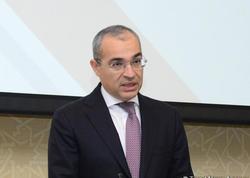 """Mikayıl Cabbarov: """"Qeyri-neft sektorunda ixrac artıb"""""""