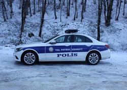 Quba polisi gücləndirilmiş rejimə keçib - FOTO