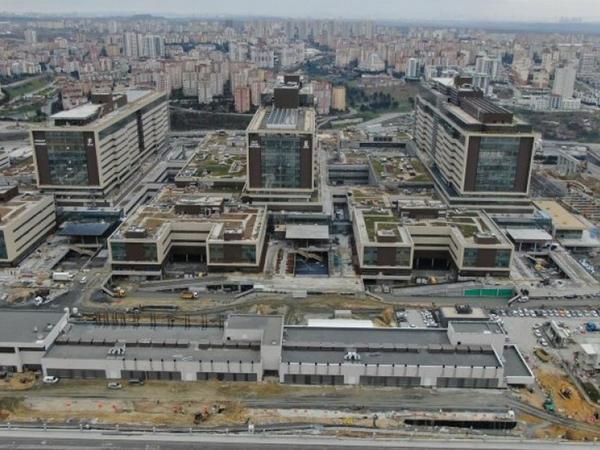 Türkiyədə dünyanın ən böyük seysmik izolyasiyalı binası istifadəyə veriləcək - FOTO