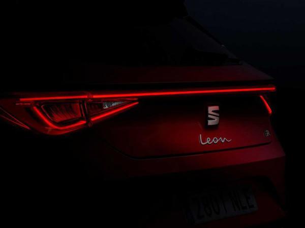 Seat yeni Leon modelinin növbəti tizerini dərc edib - FOTO