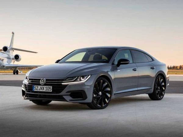 Volkswagen xüsusi seriyadan olan Arteon modelini hazırlayıb - FOTO
