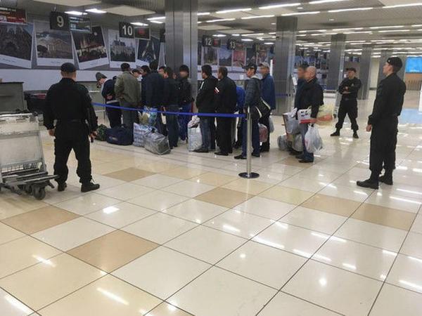Rusiyadan 38 azərbaycanlı qovuldu