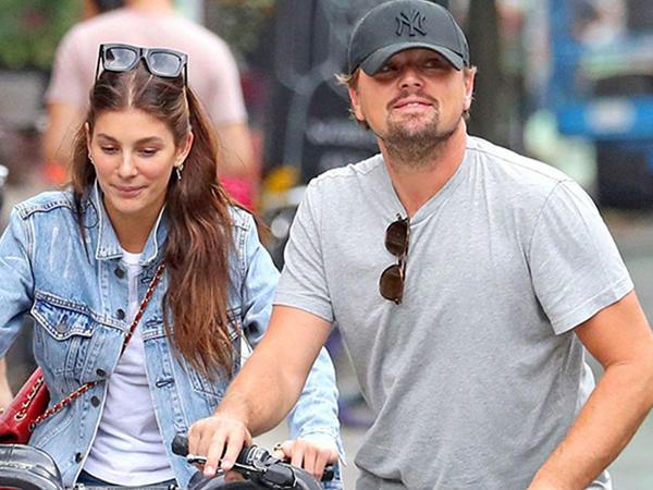 DiKaprio 22 yaşlı sevgilisindən də ayrıldı - FOTO