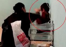 Bakıda uşaq evində azyaşlını döyən müəllim işdən çıxarıldı - VİDEO