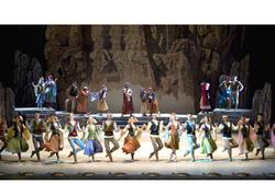 """Opera və Balet Teatrında """"Eşq və Ölüm"""" baletinin tamaşası keçiriləcək"""