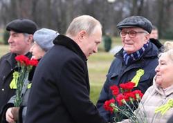 Rusiyada veteranlara 75 min veriləcək