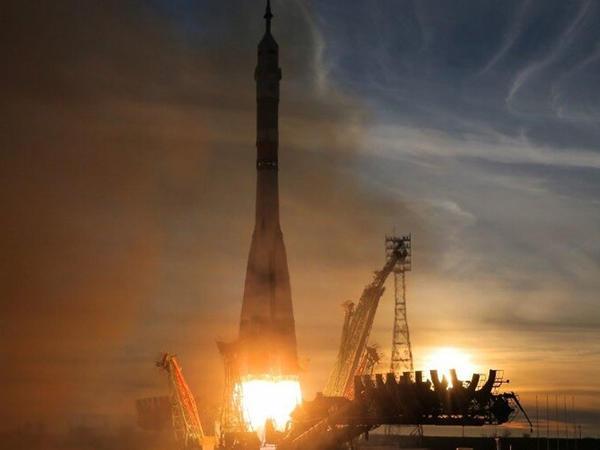 """Kuru kosmodromundan """"Ariane 5"""" raketdaşıyıcısı buraxılıb"""